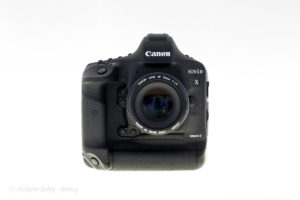 Canon EOS-1D X Mark II frontal
